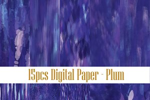Plum Digital Paper