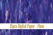 Plum Digital Paper