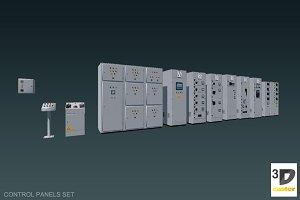 Control Panels Set
