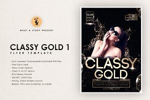CLASSY GOLD 1