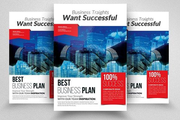 Investment Management Flyer