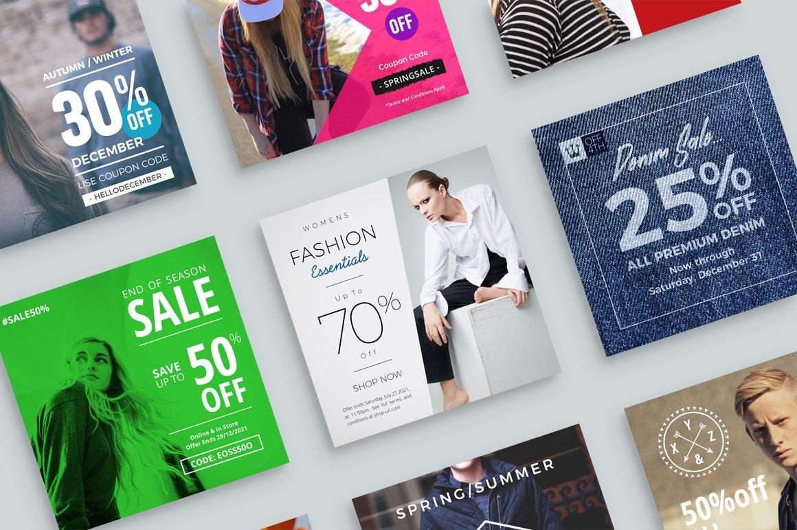 42 Fashion Instagram Banners