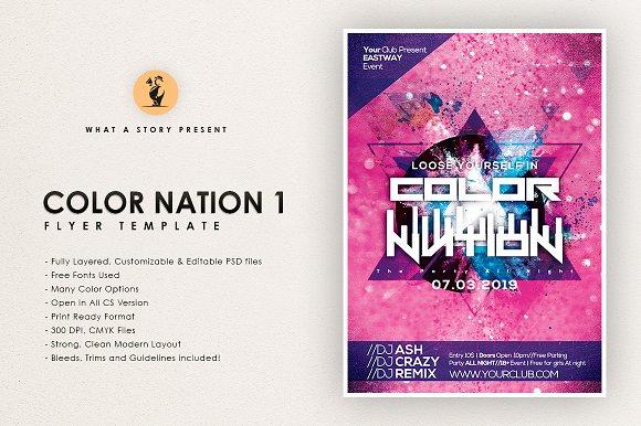 Color Nation 1