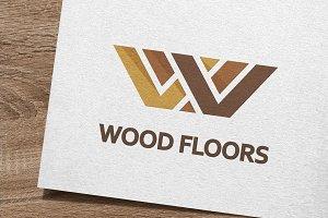 Wood Floors Logo