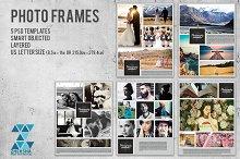 8x10 photo template
