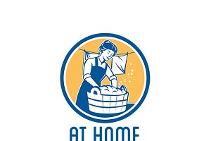 At Home Extra Strong Laundry Powder