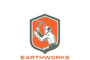 EarthWorks Mining Industry Workers U