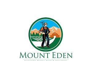 Mount Eden Agriculture Logo