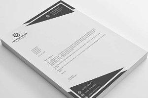30 Business Letterheads