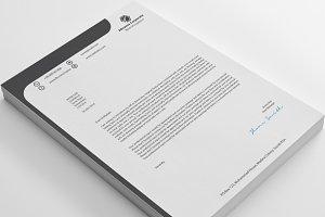 Corporate 20 Letterheads
