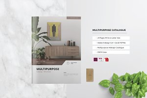 Multipurpose Catalogue / Brochure