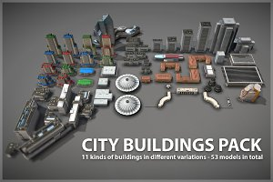 Buildings Pack