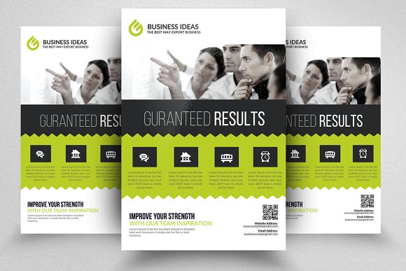 Bookkeeping Accounting Flyer