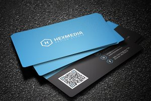 Modern Corporate Business Card - 21
