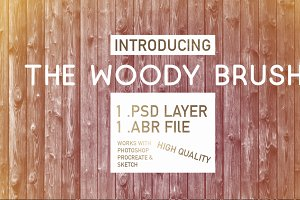 TheWoody Brush