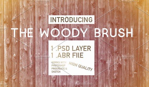 TheWoody Brush