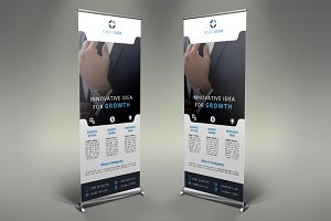 Business Roll Up Banner #103
