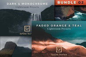 Artist Series – Lightroom Bundle 02