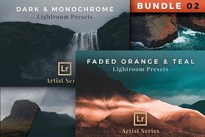 Artist Series – Lightroom Bundle 02