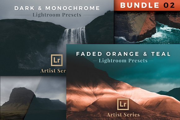 Artist Series Lightroom Bundle 02