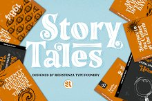 Story Tales 50% off