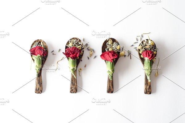 Sage stick smudging ~ Photos ~ Creative Market