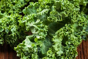 Kale or Leaf Cabbage