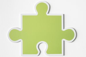 Jigsaw puzzle piece strategy (PSD)