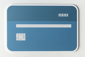 Credit or debit card banking (PSD)