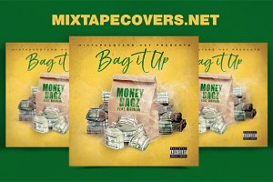 Bag It Up Mixtape Cover