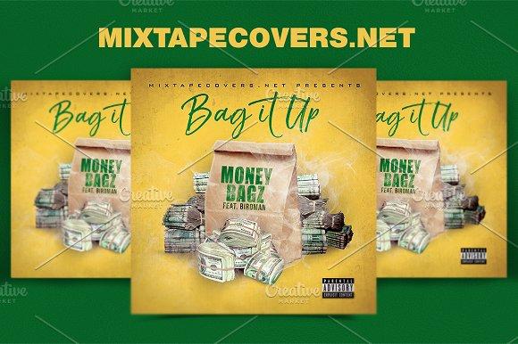 Bag It Up Mixtape Cover
