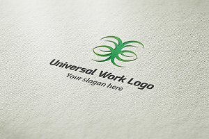 Universal Work Logo