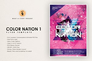 Color Nation 1