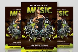 Music & Technology Party