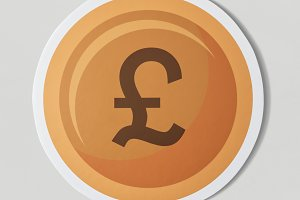Pound sterling currency (PSD)