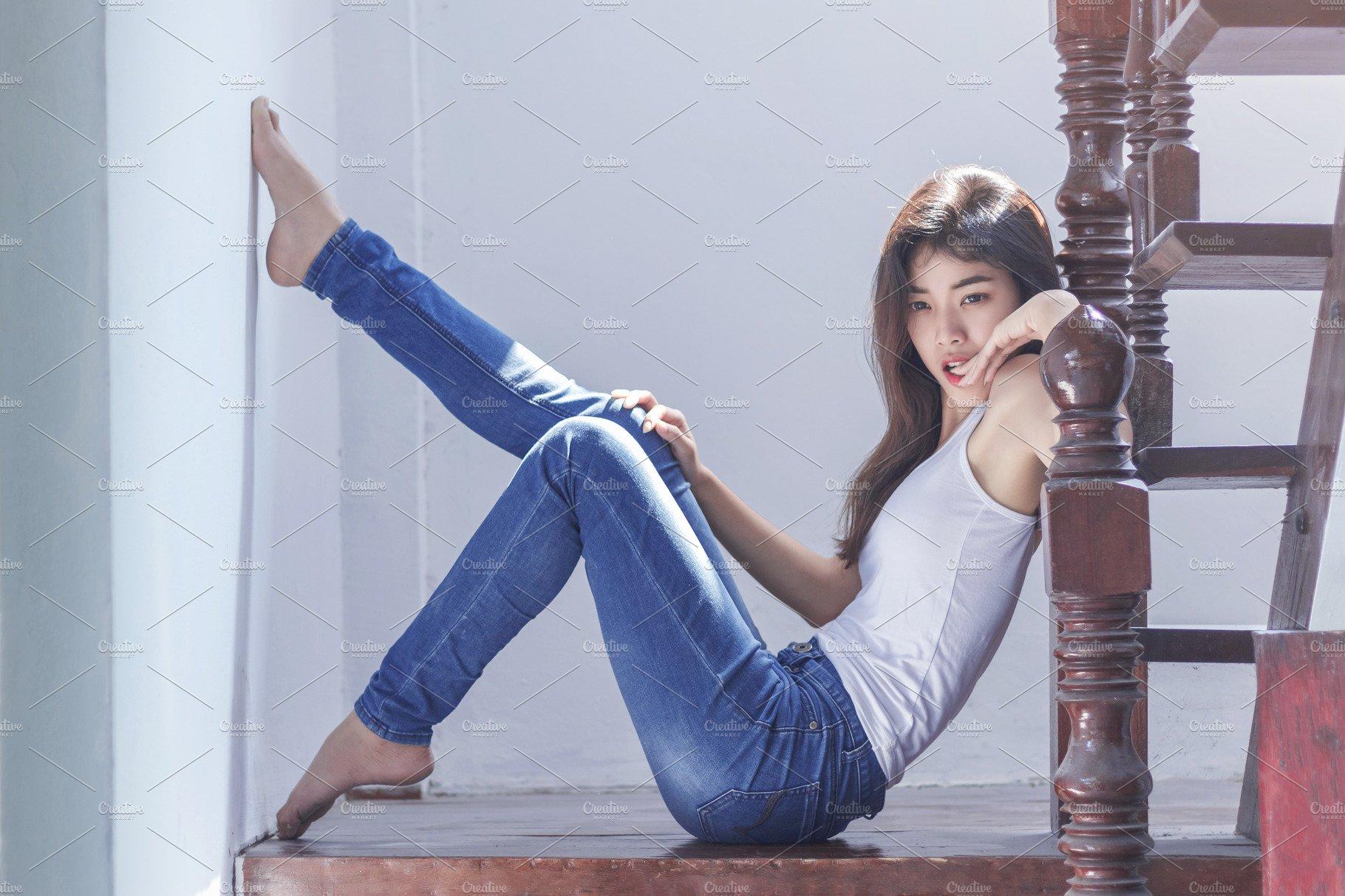 Asian sexy girl