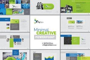 FlySpa | Minimal PowerPoint