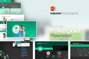 10 Steps to Business Powerpoint
