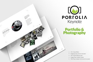 Multipurpose Portfolio Keynote