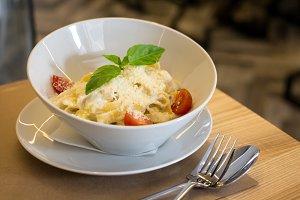 Pasta Fettuccini