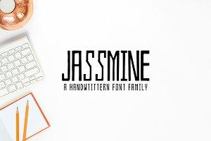 Jassmine Hand Written 4 Font Family