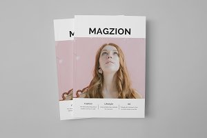 Creative Minimal Fashion Magazine