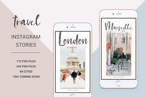 Travel Instagram Stories - Europe 1
