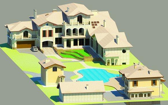 3D Visualization Master Plan