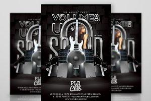 Volume Up Maximum Sound Party