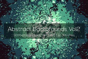 Abstract Backgrounds Vol2