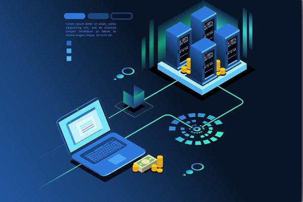 Storage station hardware vector ico…
