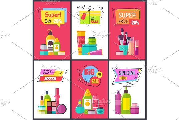 Super Sale And Best Price Vector Illustration