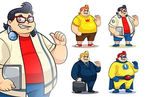 Mr. Bigger Characters