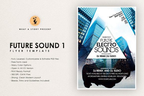 Future Sound 1